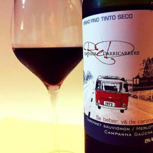 Registro fotográfico, ReD, da vinícola Routhier & Daricarrère, de Rosário do Sul (RS)