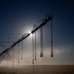 economia: Pivô de irrigação: Inteligência embarcada nos equipamentos permitem otimizar uso de água nas lavouras